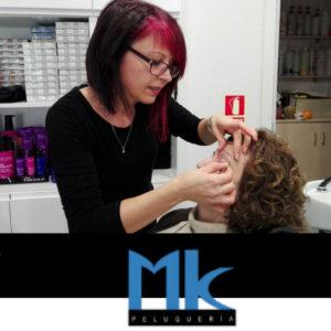 Peluquería Mk Servicios maquillaje