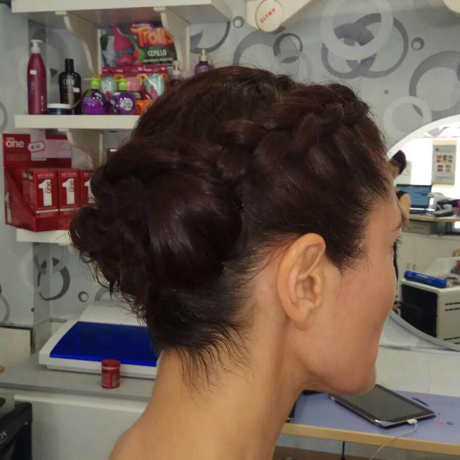 Peluquería Mk Servicios peinados
