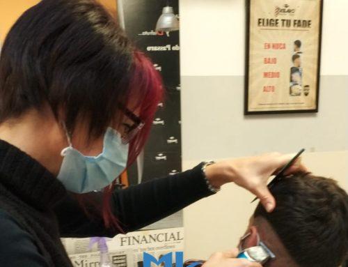 Un gran equipo de peluquería 3ª parte