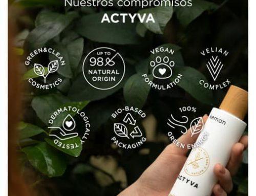Actyva: Ciencia y Naturaleza para tu cabello