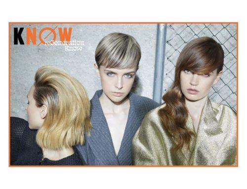 Tendencias de peluquería otoño 2021: Anticipo de la colección Know #8 de Kemon